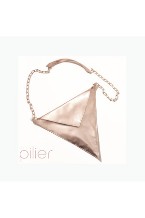 light pink Zoe Phobic bag
