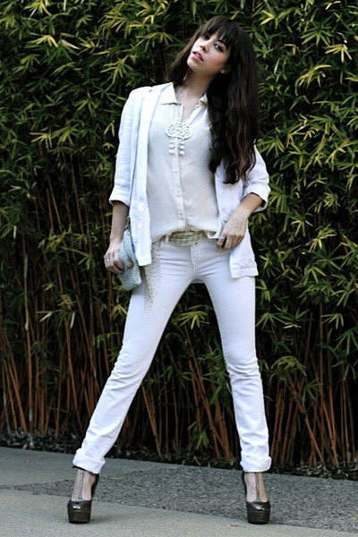 Topshop White Blazer - How to Wear and Where to Buy | Chictopia