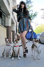 Blue-bb-dakota-dress-blue-vivienne-westwood-purse-brown-chloe-shoes-blue