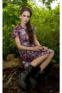 Boots-jimena-anastasio-dress