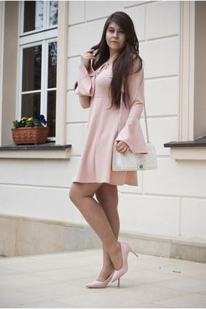 pink BonPrix dress