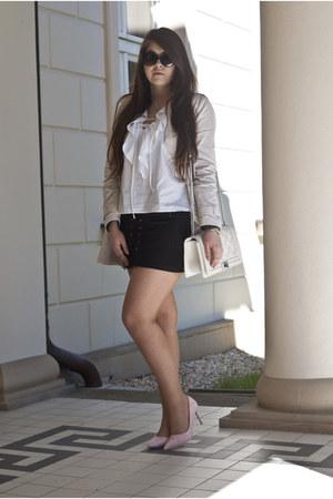 black dresslily skirt