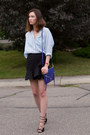 Blue-botkier-bag-black-aldo-sandals-dark-gray-zara-skirt