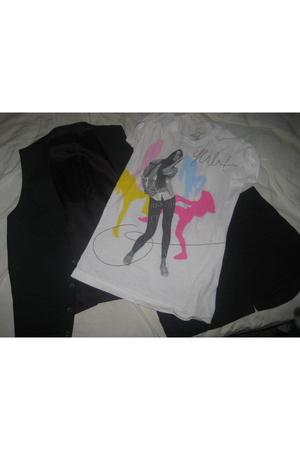 vest - shorts - shirt