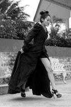 shoes - vintage dress dress - accessories