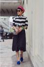 Blue-aj-store-shoes-black-max-fashion-shirt