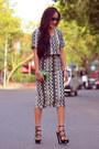 Acrylic-clutch-zara-bag-aj-top-aj-skirt