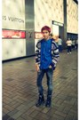 Acid-wash-topman-jeans-hand-woven-igurot-jacket-jacket-shirt-shirt-hair-ac