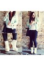 White-czasnabuty-boots-light-blue-zara-jacket-black-etorba-bag