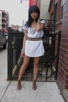 AKIRA Black Label dress - Dolce Vita shoes - Akira belt