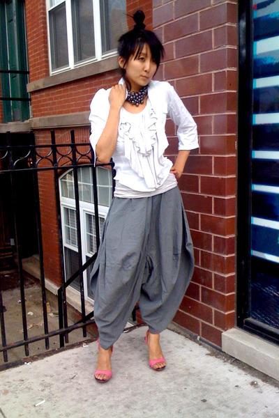 ANOKI pants - blouse