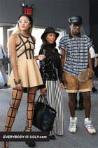 Street Style Snaps from Carolina Herrera Spring/Summer 2013 Show