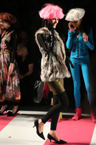 &quot;BJ Kicks A&quot; in the Betsey Johnson Fall/Winter 2013 collection