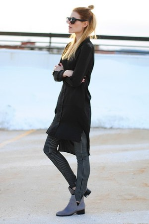 Black-tunic-cheap-monday-top