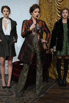 Alice + Olivia Fall/Winter 2013 Collection
