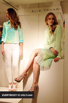 Cool and Classic: The Elie Tahari Spring/Summer 2013 Presentation
