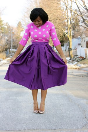 purple Self Made skirt