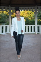necessary clothing blazer - H&M pants