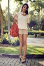 Eggshell-collar-chicwish-accessories-eggshell-scaramuggio-shirt-red-zara-bag