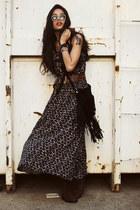 Yozo style collaboration dress