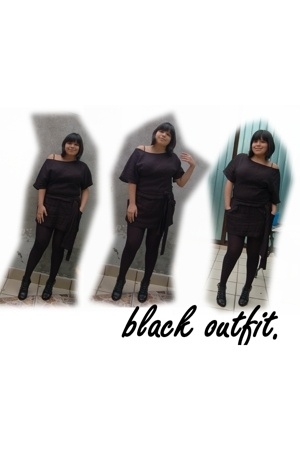 black outfit¡¡¡¡