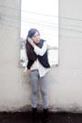 Axxs-boots-bullhead-jeans-femme-by-michelle-belau-shirt