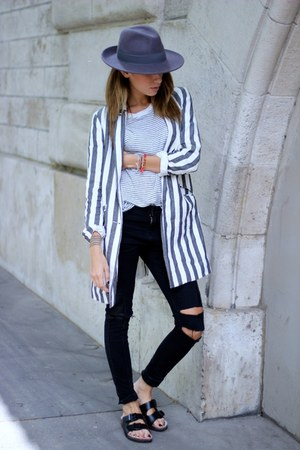 Zara jacket - Forever 21 jeans