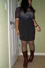 Blue-rodarte-x-target-top-brown-thrifted-skirt-gray-nine-west-tights-brown