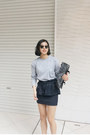 Ray-ban-sunglasses-poly-deersalad-skirt-cotton-deersalad-top