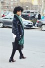 Crimson-cutout-ankle-zara-boots-black-moto-babe-biker-forever-21-jacket