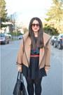 Black-joust-dolce-vita-boots-camel-obakki-coat-black-h-m-skirt