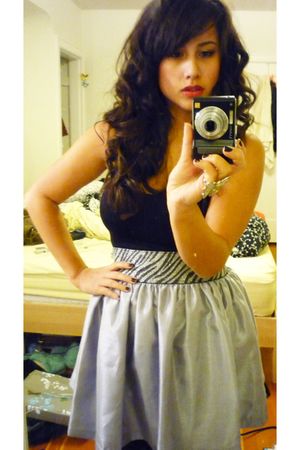 Barefoot Contessa dress - Forever21 accessories - Nine West shoes
