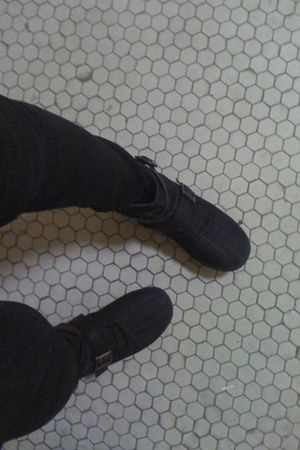 Blowfish shoes - Forever21 jeans
