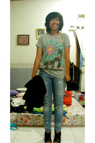 shirt - jeans - jacket - accessories - shoes