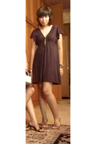 dress - accessories - necklace - shoes