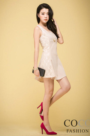 lace coco-fashion dress