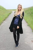 Zara top - Primark shoes - Villa vest