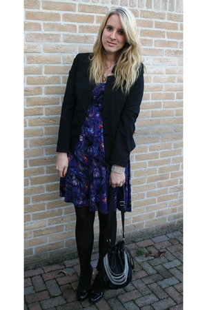 H&M blazer - H&M dress
