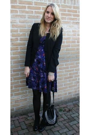 H&M blazer - H&M dress