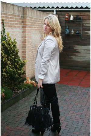 H&M blazer - Vero Moda pants