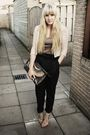 Gray-zara-pants-beige-h-m-jacket-beige-h-m-shoes-brown-primark-purse