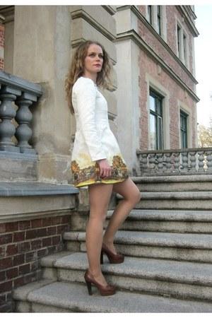 ivory Sheinside dress