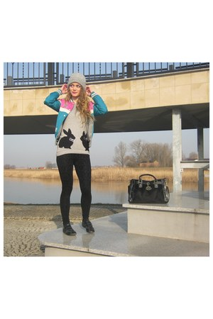 Mohito sweater - Orsay leggings