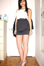 forever 21 top - Urban Outfitters skirt - Steve Madden shoes