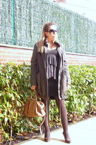 Sfera jacket - Marta Tern dress - Vogil shoes -