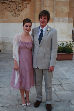 Bridesmaid and Best Man