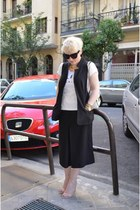 Marquis vest - Alexander Wang bag - Zara sandals - Zara pants