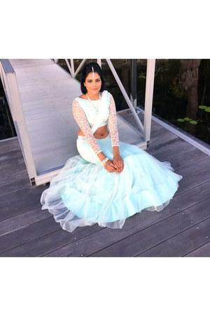 aquamarine love by swia dress