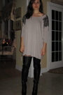 H-m-dress-forever-21-tights-aldo-boots