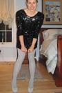 Topshop-dress-gap-tights-yves-st-laurent-shoes